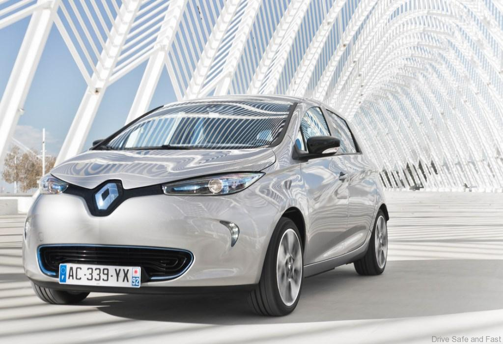 Renault Zoe Full Electric Vehicle On Sale Rm145 888 Dsf My