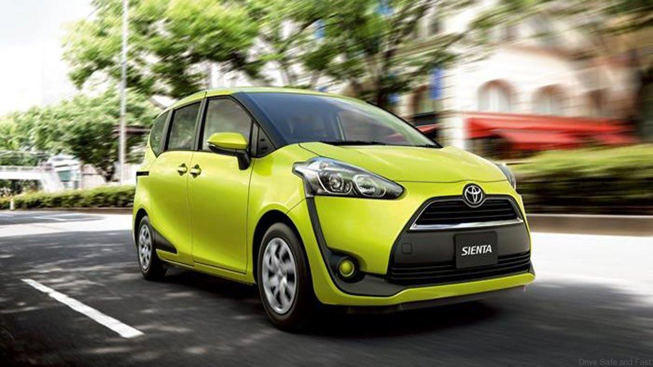 Toyota Sienta Compact Sporty MPV In UMW Showrooms Now