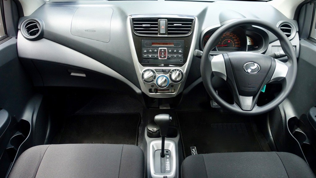 Myvi 2018 Model >> Perodua Axia Standard G Review: Value With a Brand New Heart – Drive Safe and Fast