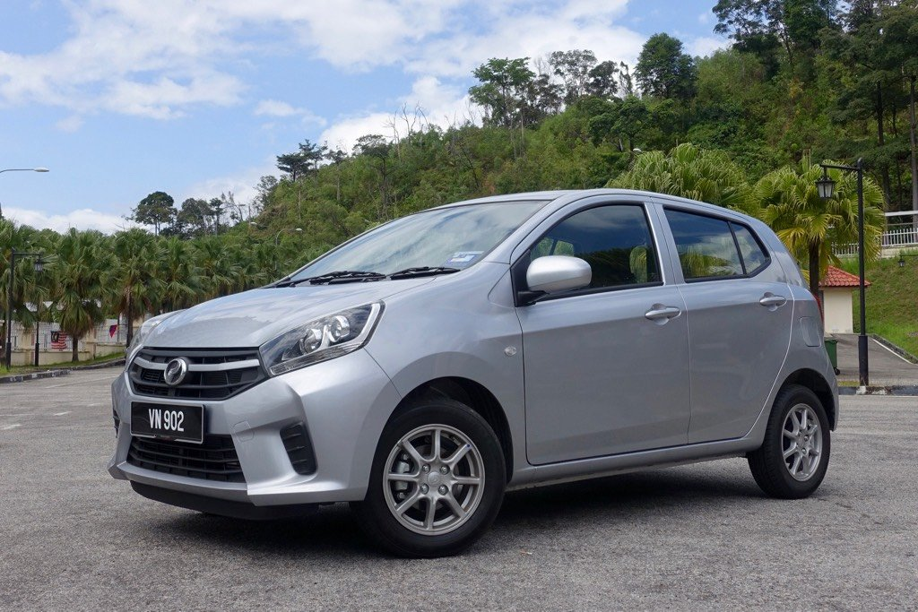 Perodua Axia Standard G Review: Value With a Brand New