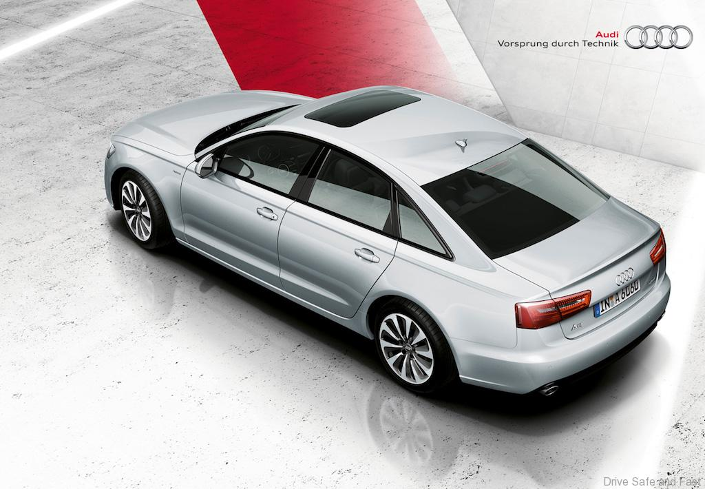 Audi's 2013 A6 Hybrid issues can be solved asap here   DSF my