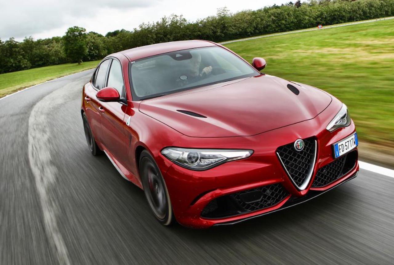 Want To Buy The 1st Unit Of Alfa Romeo Giulia Quadrifoglio In Pinterest Front Malaysia Drive Safe And Fast