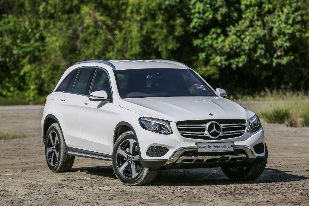 Mercedes Benz Glc 200 Joins Local Suv Lineup Drive Safe