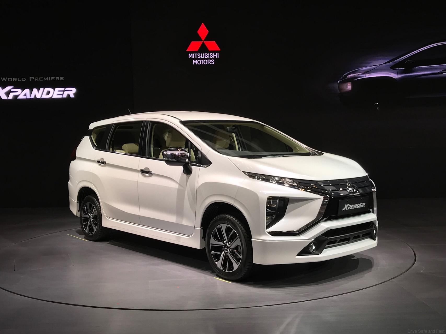 Mitsubishi S Xpander Is A Blend Of Sharp Looks And Space