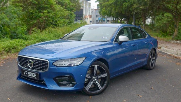 Volvo S90 T6 Review 6 Reasons To Choose The Over T8