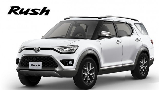 Toyota RUSH All New 2018 Model Coming