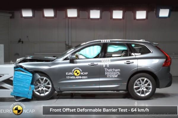 The xc60 is officially the safest car volvo s ever made for Star motor cars volvo