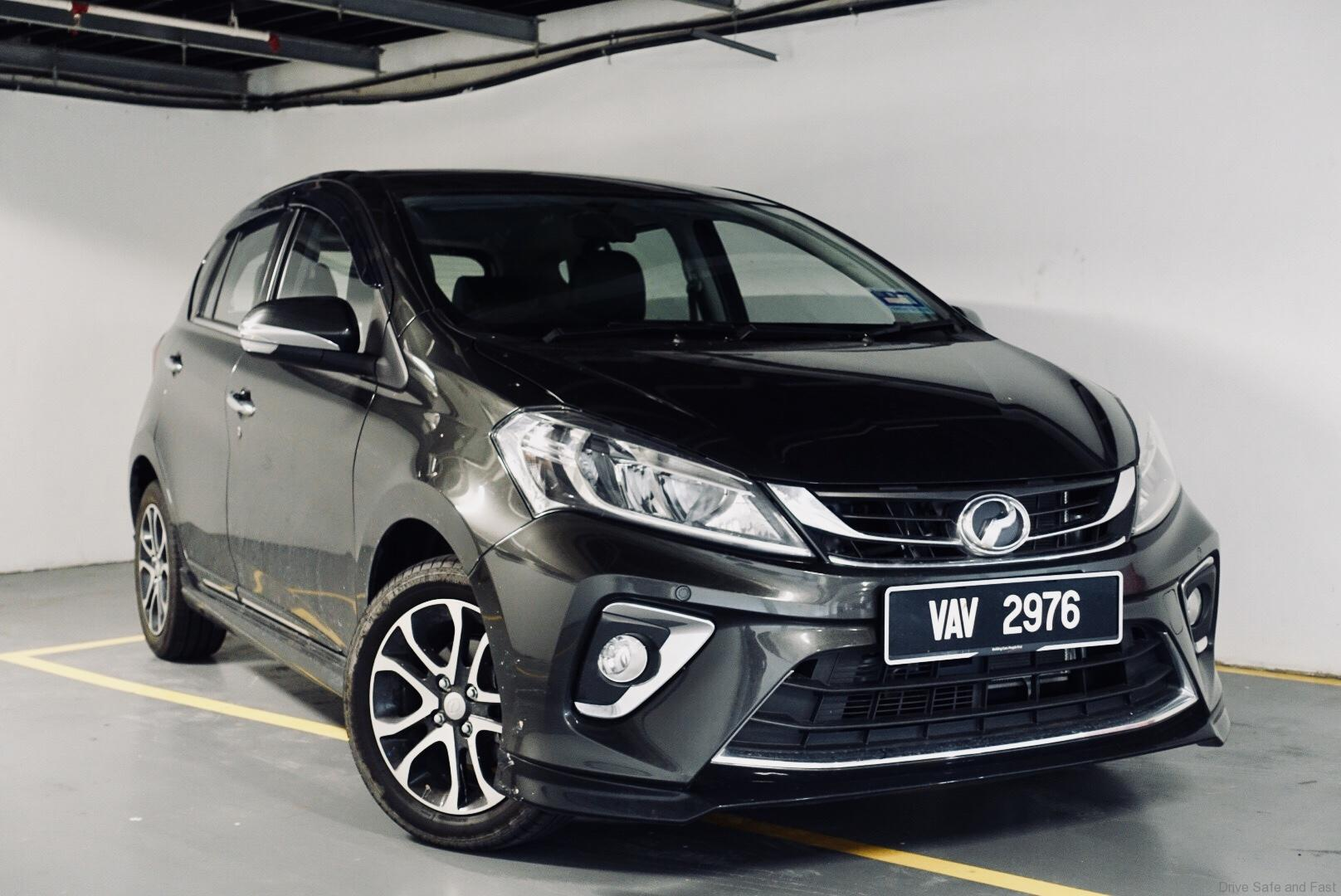 Perodua Myvi 1 5 High Spec Review: One Giant Leap | DSF my