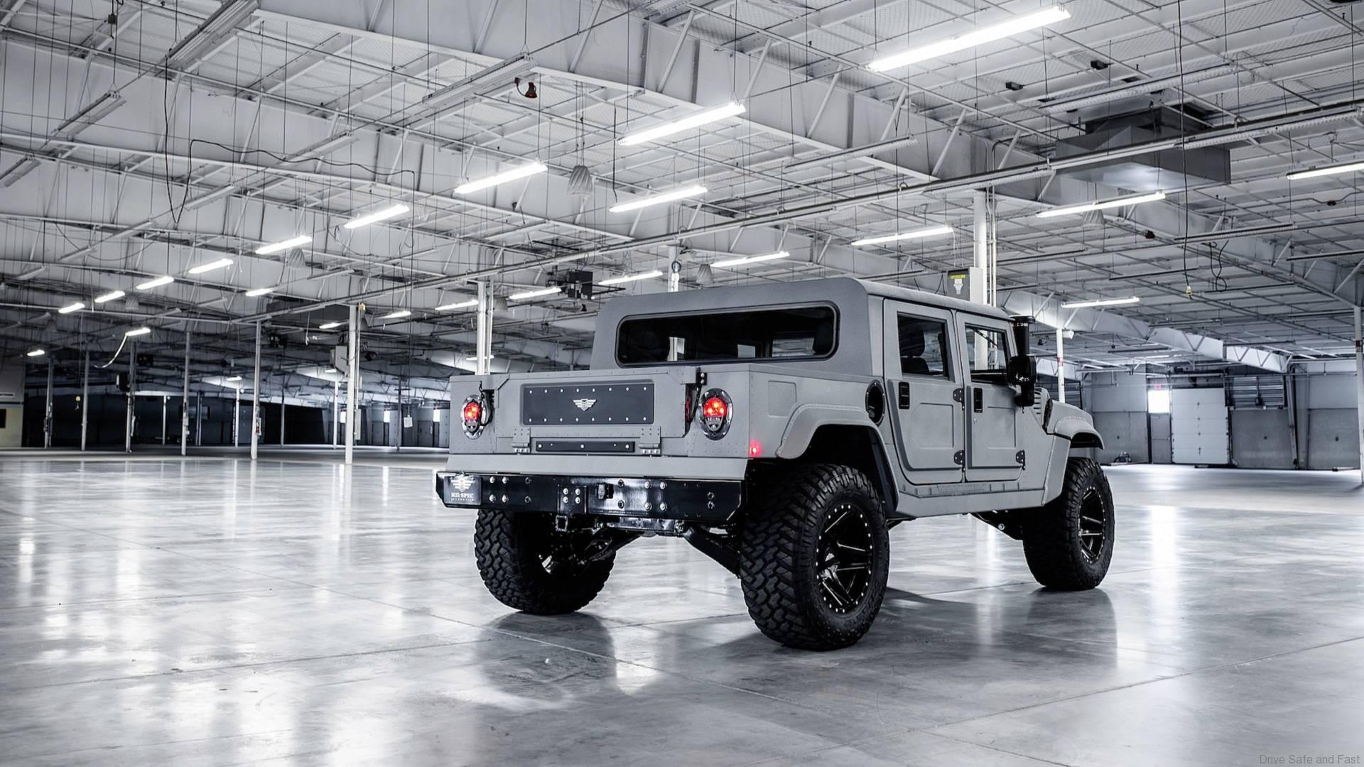 Mil Spec Automotive Hummer H1 Priced From Rm960k Before