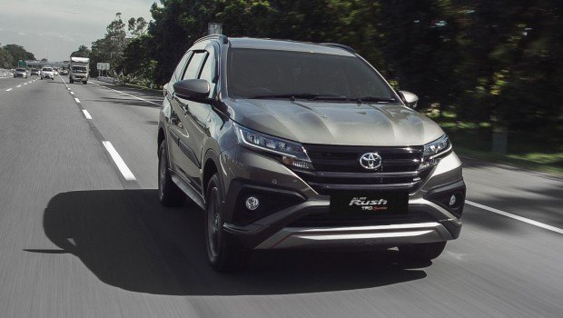 Toyota RUSH, affordable & compact SUV details shared ...