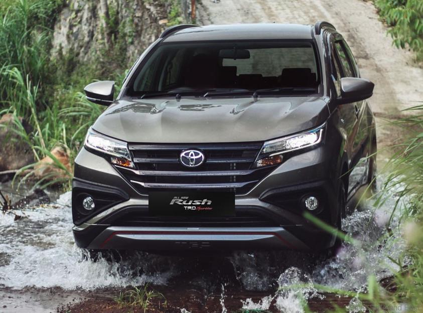 Toyota Rush Affordable Compact Suv Details Shared Drive Safe