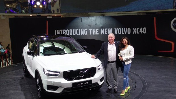 Volvo Xc40 T5 R Design In Malaysia For Rm256k Dsf My