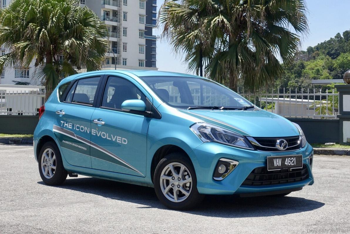 Why the Perodua Myvi 1 3 Premium X is the Budget Malaysian Hatch to