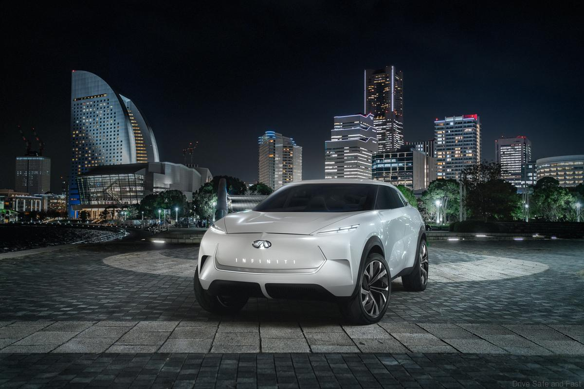 INFINITI Will Show the QX Inspiration Concept Later This Month