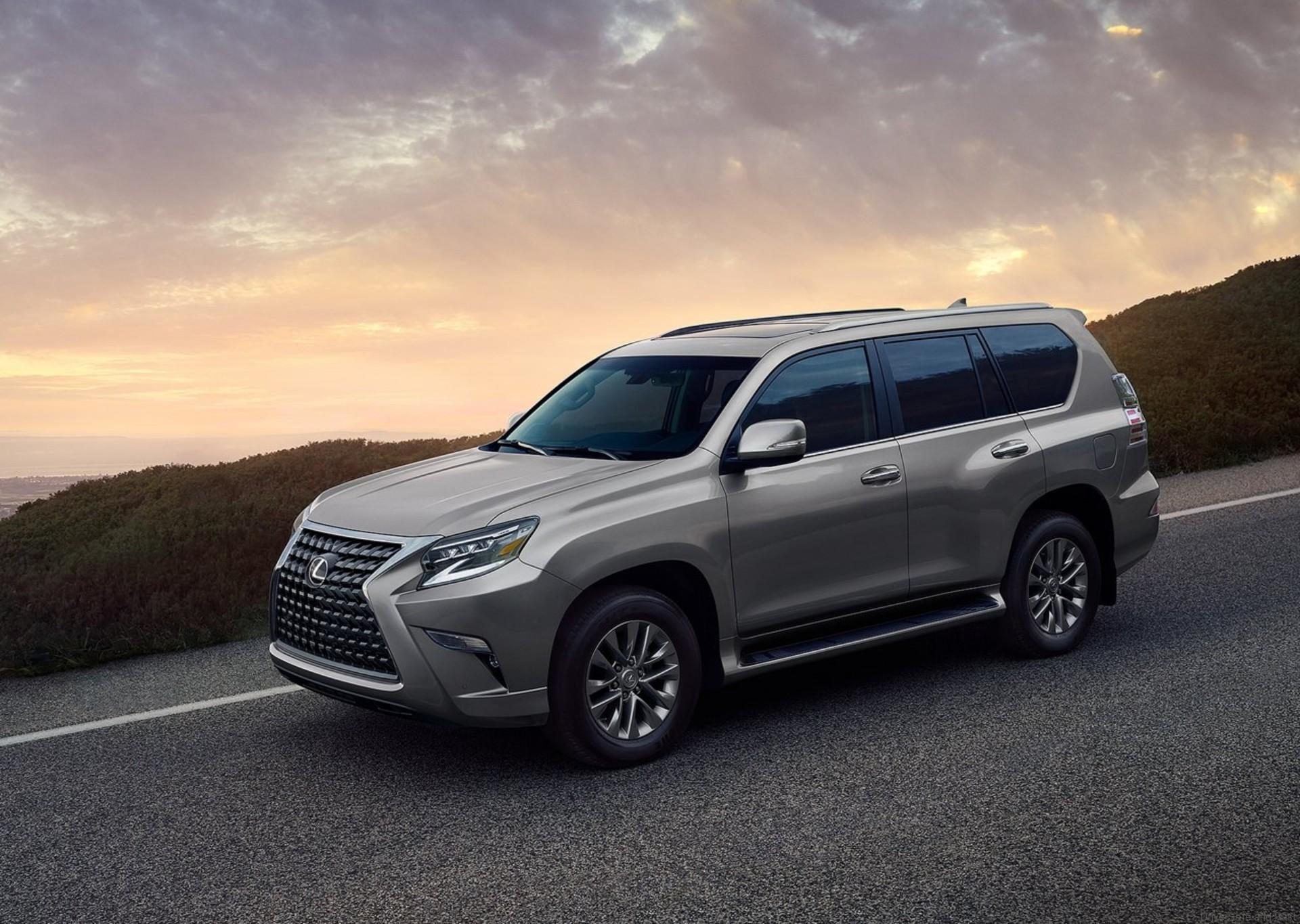 Used Lexus Gx >> US Market Lexus GX 460 Gets a 2020 Model Update | DSF.my
