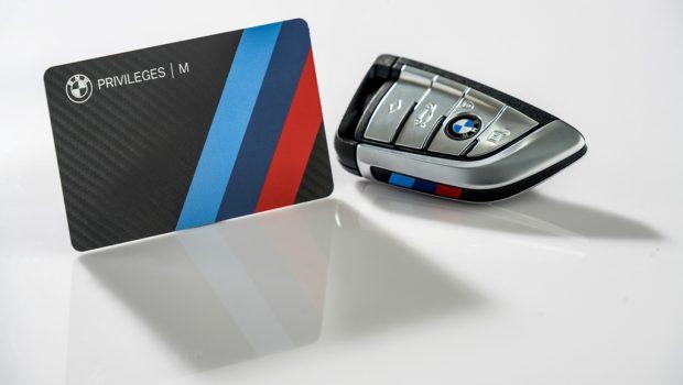 BMW Elite M Card