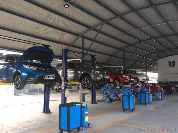Proton Service Centre Shirba Auto