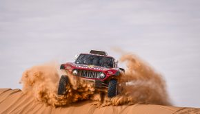 Carlos Sainz wins the Dakar 2020