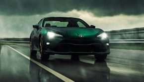 Toyota GT 86 British Racing Green Edition