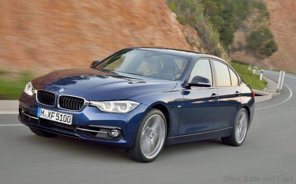 BMW 3 Series diesel, 2015 model