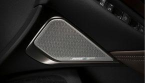 BOSE Porsche 911 sound system