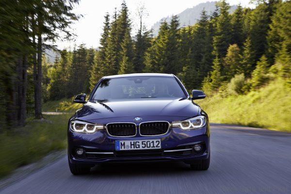BMW 3 Series diesel, 2015 model