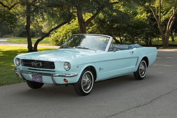 Ford Mustang 1st generation