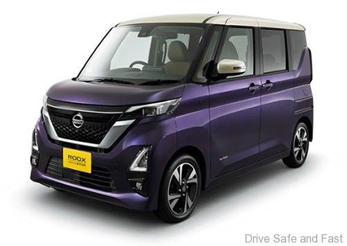 Nissan compact car