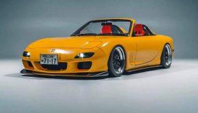 Mazda RX-7 Efini Roadster front