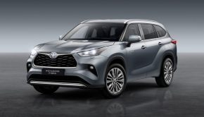Toyota Highlander EV SUV Launch