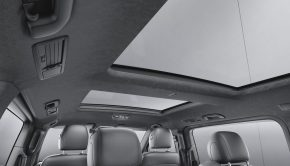 Mercedes Benz Sunroof