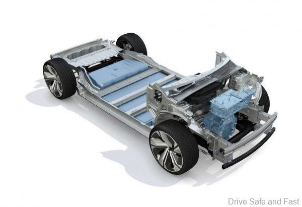 Nissan Leaf With Carbon Neutral platform