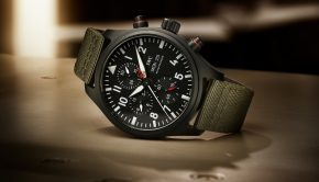 IWC Pilot's Watch Chronograph TOP GUN Edition SFTI