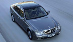 Mercedes E-Class Avantgarde